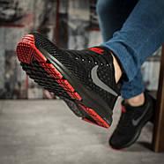 Кроссовки женские 16002, Nike Zoom Pegasus, черные ( 36 37 38  ), фото 5