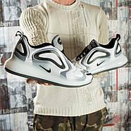 Кроссовки мужские 16123, Nike Air 720, серые ( 43 44 45 46  ), фото 6