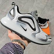 Кроссовки мужские 16123, Nike Air 720, серые ( 43 44 45 46  ), фото 7