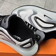 Кроссовки мужские 16123, Nike Air 720, серые ( 43 44 45 46  ), фото 8
