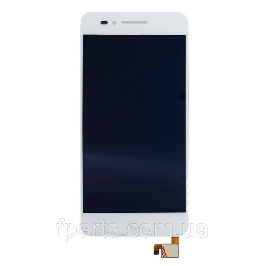 Дисплей для ZTE Blade A610 с тачскрином, White