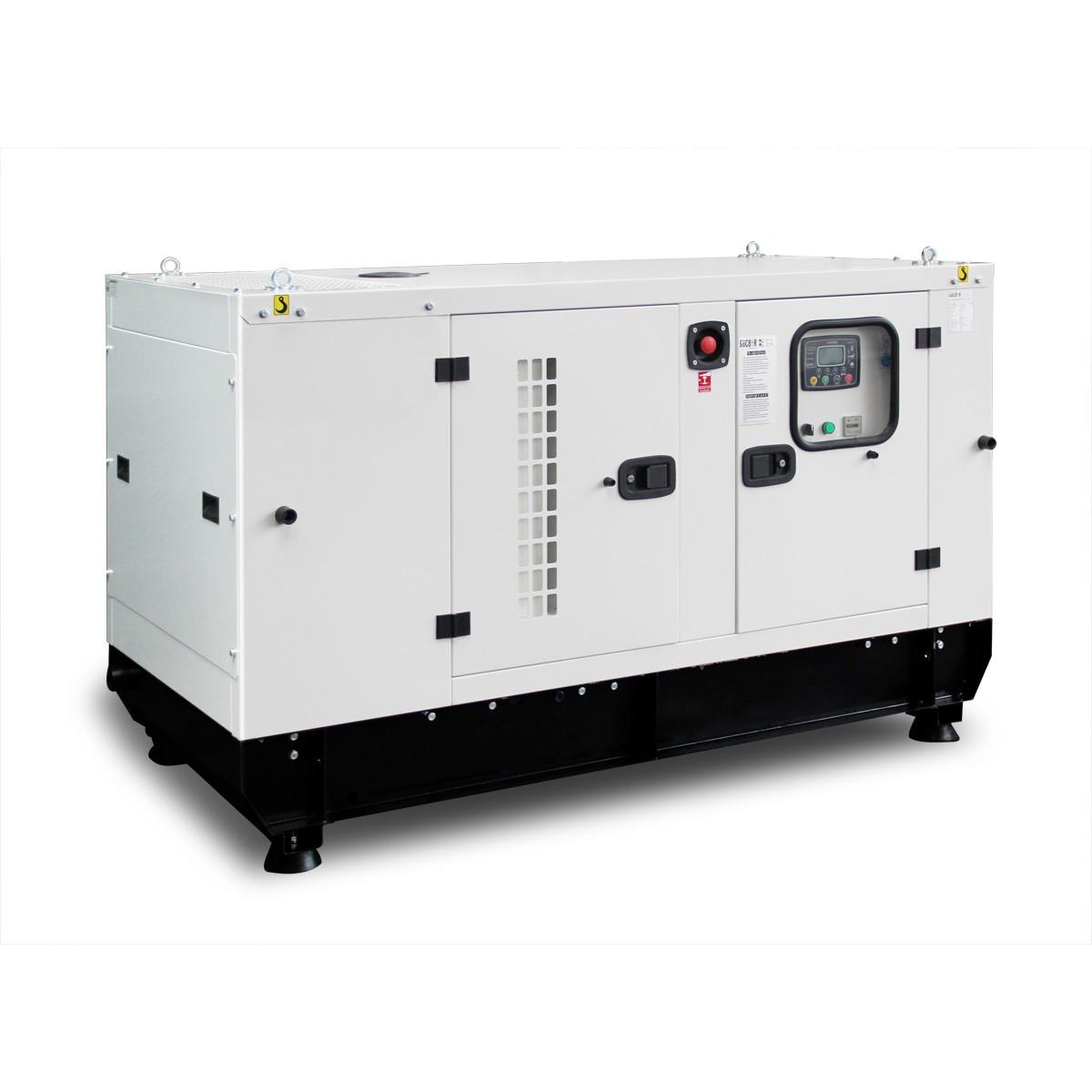 Трехфазный дизельный генератор AyPower AYR16 (12,5 кВт)