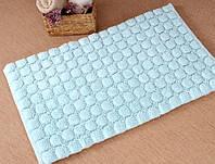 Набор ковриков в ванную Irya Buble аква 60*100 + 45*60