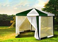 Как выбрать шатер (тент) для дачи и отдыха