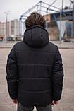 """Куртка  мужская  зимняя  черная  """"Glacier""""  3 цвета, фото 3"""