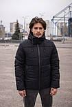 """Куртка  мужская  зимняя  черная  """"Glacier""""  3 цвета, фото 2"""