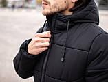 """Куртка  мужская  зимняя  черная  """"Glacier""""  3 цвета, фото 5"""