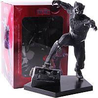 Диорама Марвел Черная Пантера Marvel Black Panther Action FigureM BP F10.59