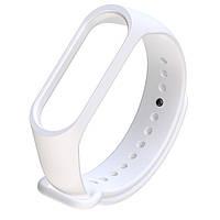Ремешок для фитнес трекера Xiaomi Mi Band 3/4 Белый, фото 1