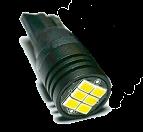 Светодиодная лампа LED лампа STELLAR в габариты стопы повороты K6-T10 CanBus