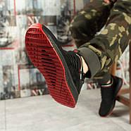 Кроссовки мужские 10001, BaaS Fire, черные ( 43  ), фото 5
