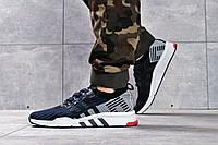 Кроссовки мужские Adidas EQT Support, черные (16203) размеры в наличии ► [  41 42 44 45  ], фото 1