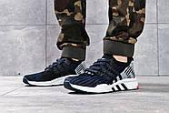 Кроссовки мужские 16203, Adidas EQT Support, черные ( 41 42 44 45  ), фото 2