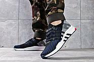 Кроссовки мужские 16203, Adidas EQT Support, черные ( 41 42 44 45  ), фото 4