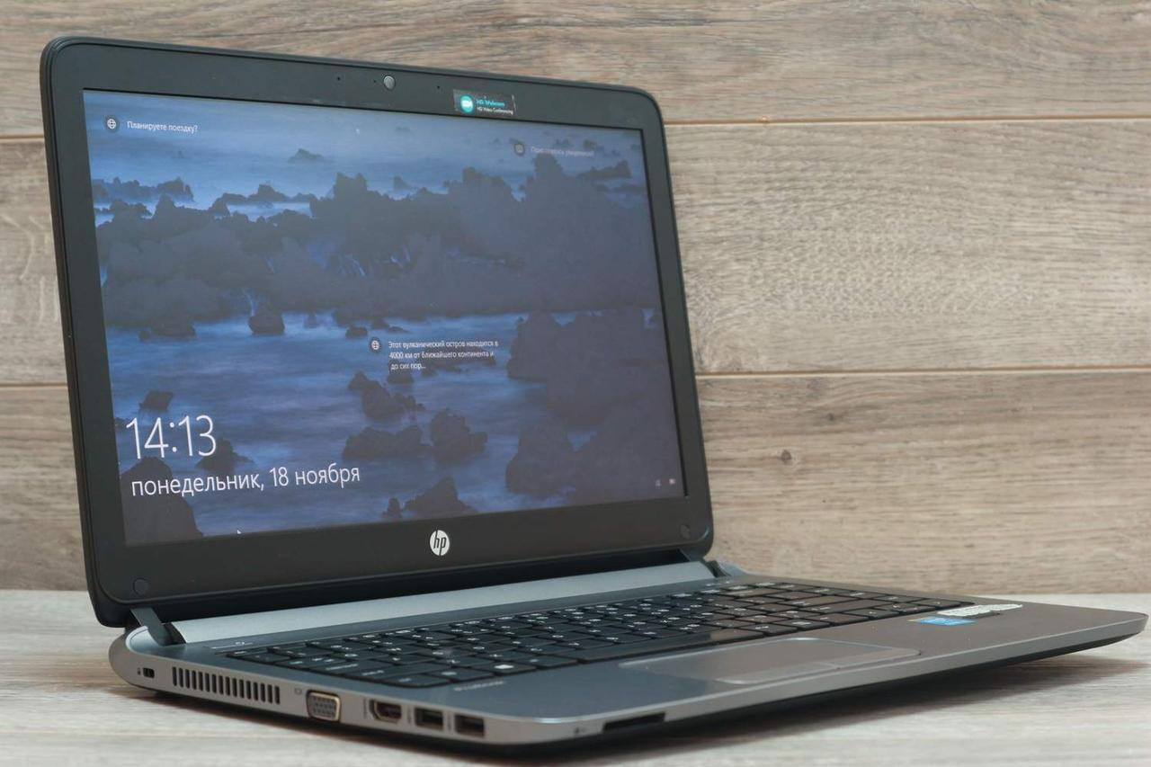 """Б/У Ноутбук HP ProBook 430 G2 13,3""""/ i5-4210U \ 16 GB \ 320 GB \ HD Graphics, фото 1"""