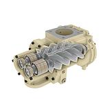 Гвинтовий маслозаповнений компресор із змінною швидкістю модель RS15-22ne, фото 4