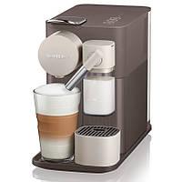 Капсульная кофеварка эспрессо Delonghi Nespresso Lattissima One EN 500.BW