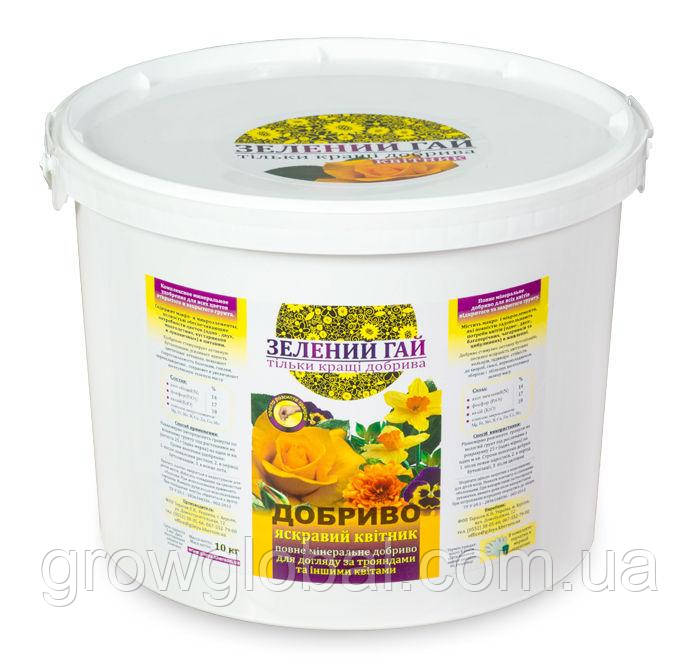 Удобрение для роз (10 кг)