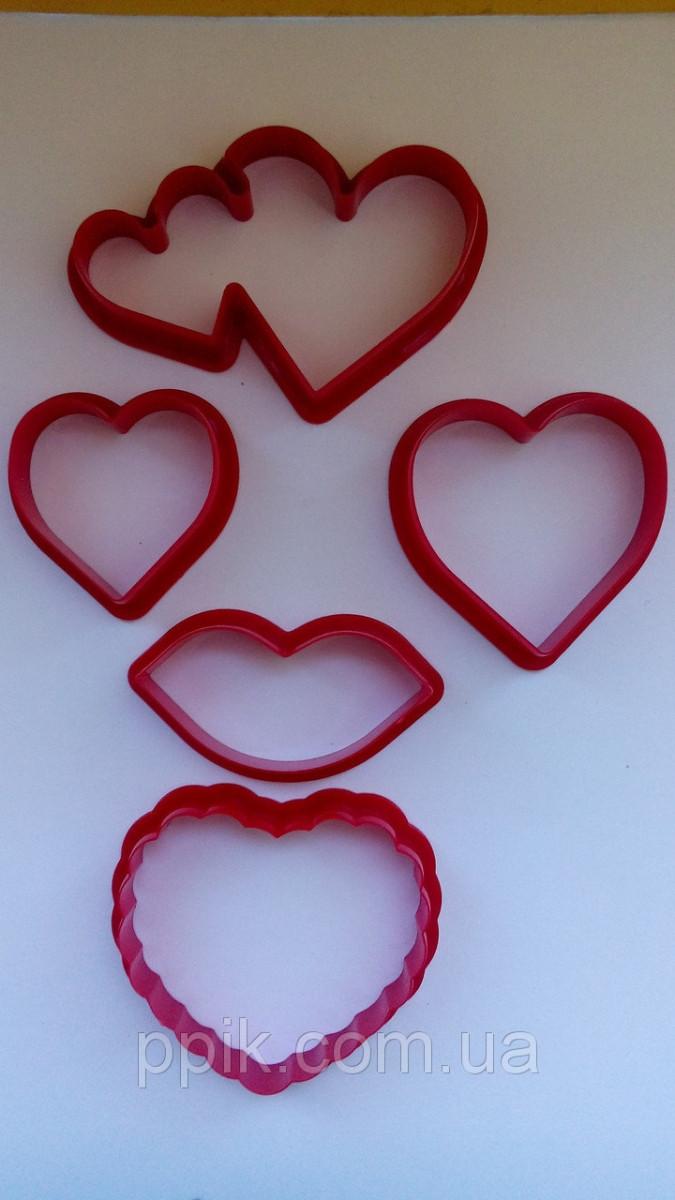 Вырубка кондитерская любовь