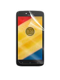 Глянцевая защитная пленка для Motorola Moto C Plus XT1723