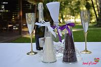 Песочная церемония на серебрянной свадьбе