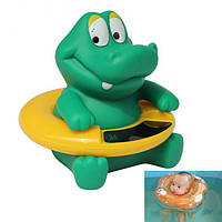 """Термометр Арт.100098 для ванной """"крокодил"""""""