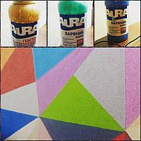 """Жидкие обои """"бесцветные"""" для добавления пигмента краски свой цвет обоев"""