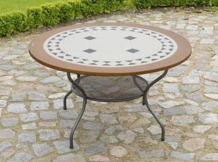 Стіл з кам'яною стільницею Como 125-130 см