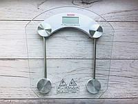 Весы напольные прозрачные MATARIX MX-451B max 180 кг, фото 1