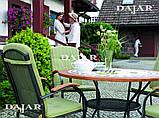 Стіл з кам'яною стільницею Como 125-130 см, фото 7