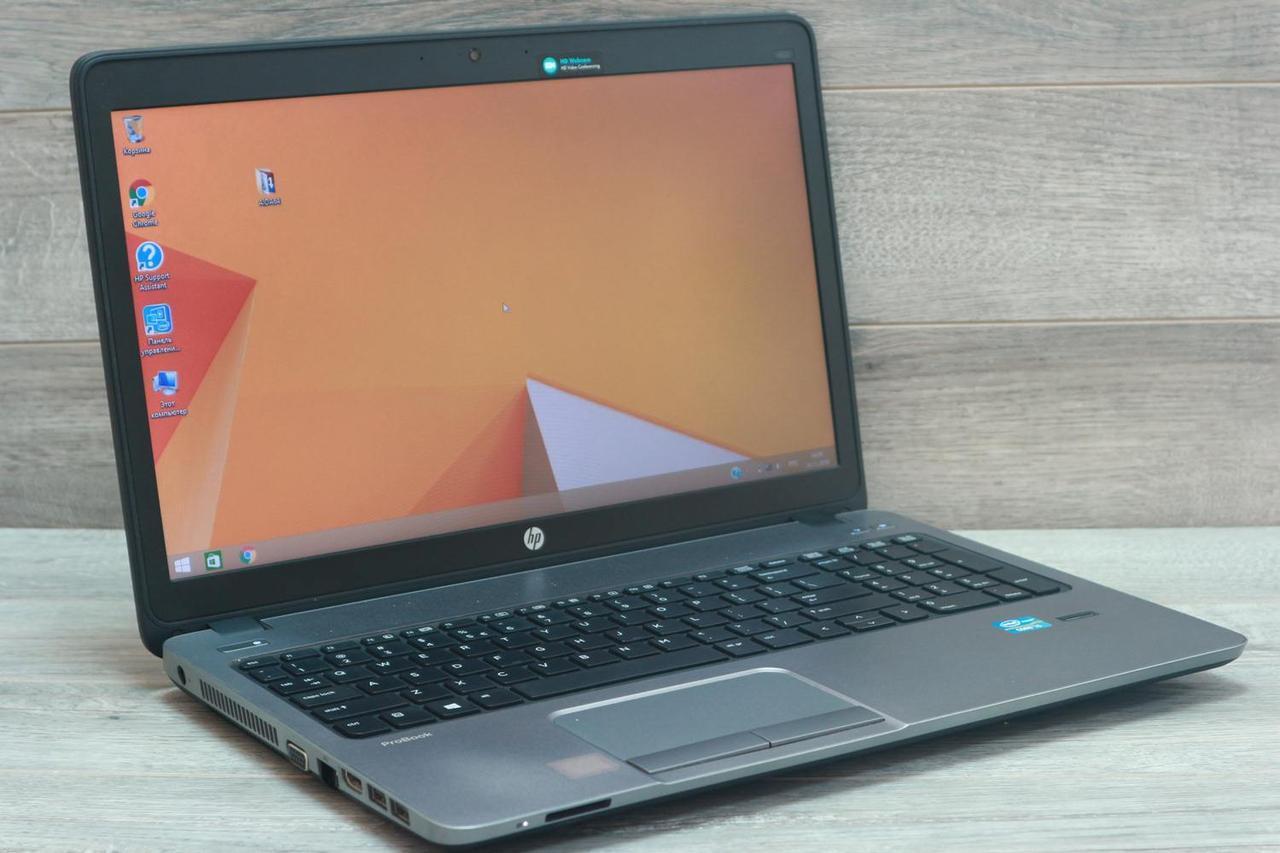 "Б/У Ноутбук HP ProBook 450 G0 15,6""/i5 - 3230M/8 GB/500 GB/HD Graphics 4000, фото 1"