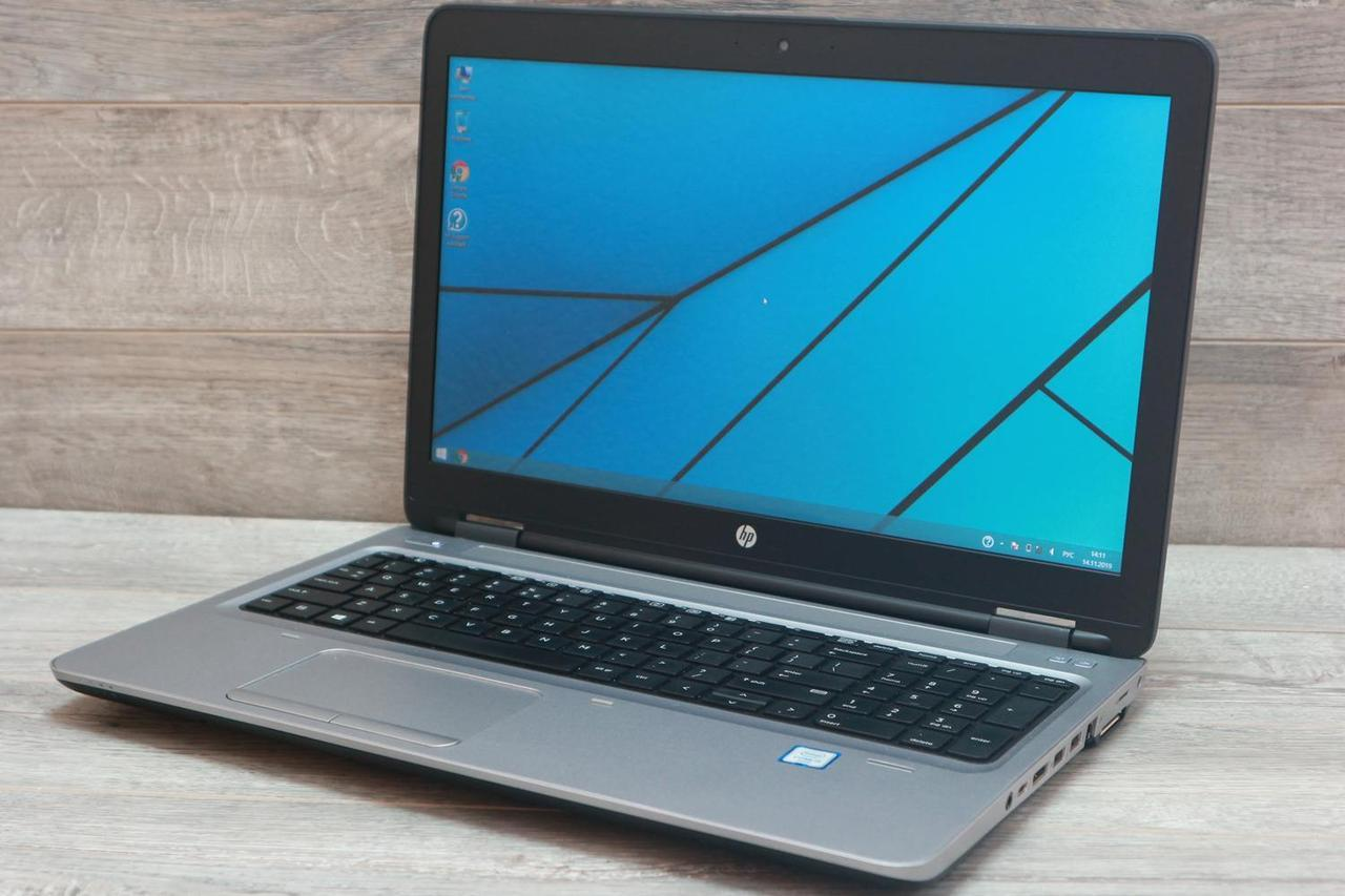 Б/У HP Probook 650 G2/15.6/ I5-6200U /16 GB/500 HDD/Intel HD Graphics 520, фото 1