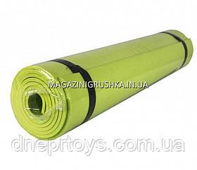 Килимок для йоги та фітнесу Салатовий M0380-3
