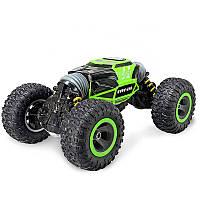 Трюковая машина перевертыш на радиоуправлении Champion Buggy Green