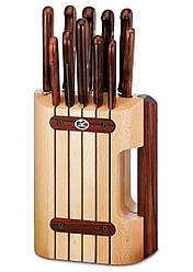 Кухонный набор Victorinox Rosewood Cutlery Block 5.1150.11