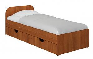 Кровать односпальная с шухлядами