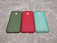 Матовый силиконовый чехол Soft latex для Xiaomi (Ксиоми) Redmi 8A