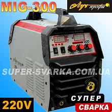 Луч Профи MIG/MMA 300 сварочный полуавтомат