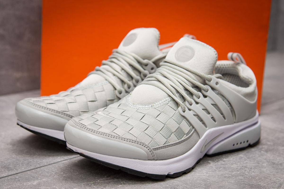 Кроссовки мужские 11063, Nike Air Presto, серые ( 44  )