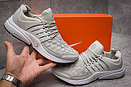 Кроссовки мужские 11063, Nike Air Presto, серые ( 44  ), фото 2