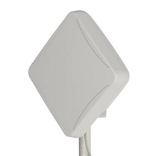 3G / 4G антенна панельная Antex Petra Broad Bend MIMO 2x2 - 15 дБ UniBox