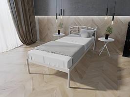 Односпальне ліжко Лаура (8 кольорів)