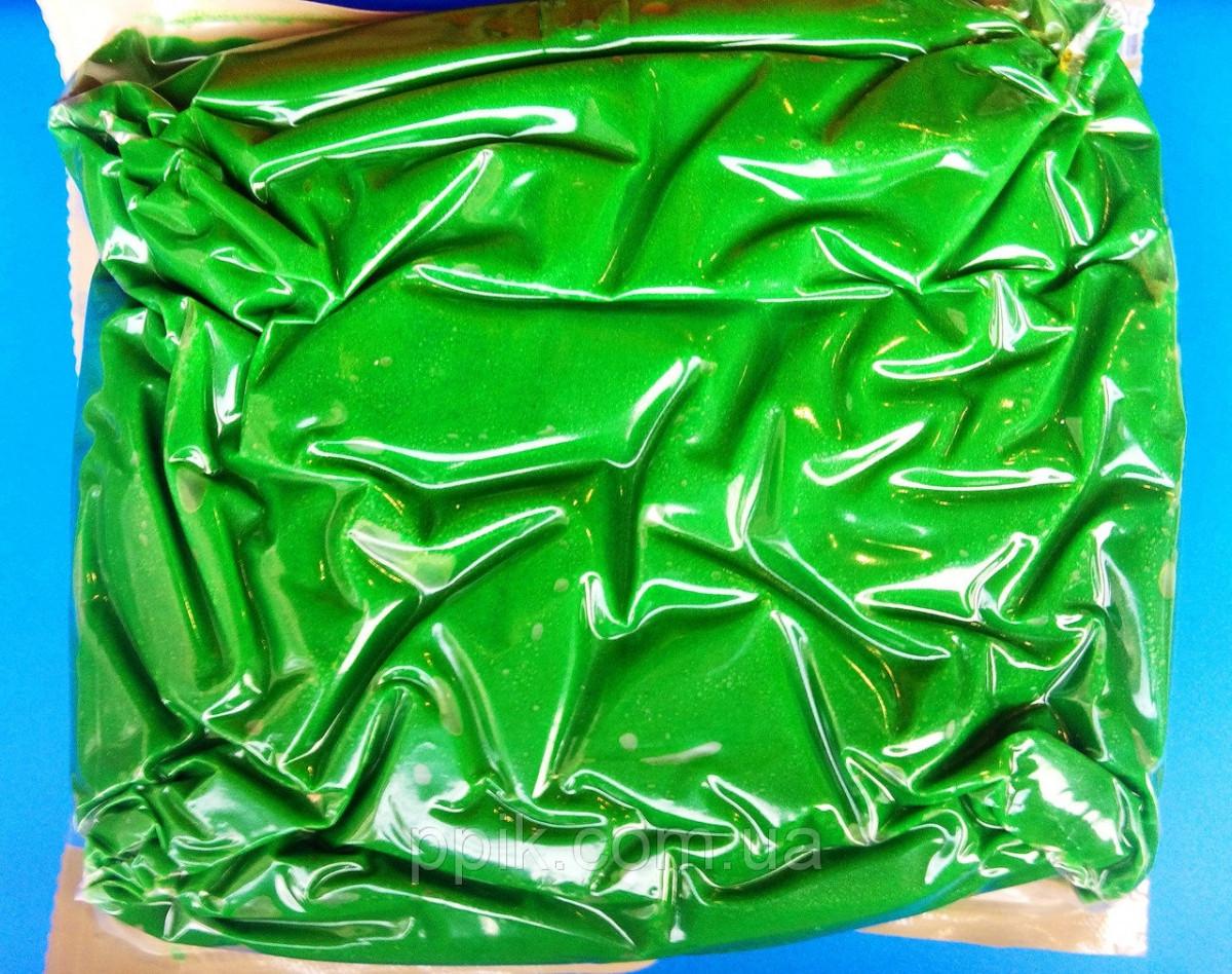 Зеленая Мастика (сахарная паста) BAKELS для обтяжки 1 кг