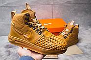 Зимние мужские кроссовки 30917, Nike LF1 Duckboot, рыжие ( 44 45  ), фото 2