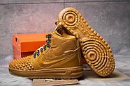Зимние мужские кроссовки 30917, Nike LF1 Duckboot, рыжие ( 44 45  ), фото 4