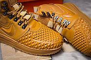 Зимние мужские кроссовки 30917, Nike LF1 Duckboot, рыжие ( 44 45  ), фото 6