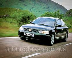 Стекло ветровое (лобовое) Volkswagen Passat B5 / VW Фольксваген Пассат Б5 (1997-2005)
