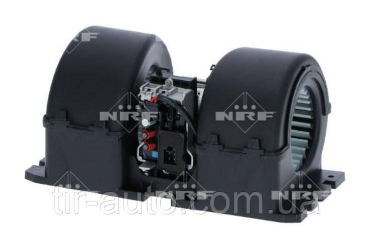 Вентилятор отопителя MAN TGA, TGL, TGM, TGS, TGX 04.00-  ( NRF ) 34141