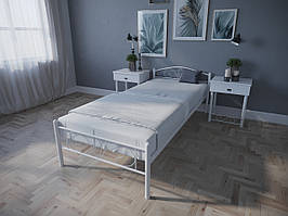 Односпальная кровать Лара Люкс (8 цветов)