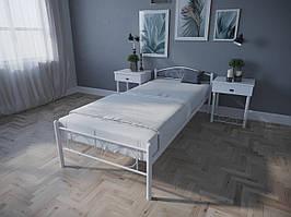 Односпальне ліжко Лара Люкс (8 кольорів)